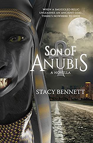 book cover of Son of Anubis