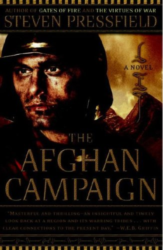 Afghan Great American Book (The Afghan Campaign: A novel)