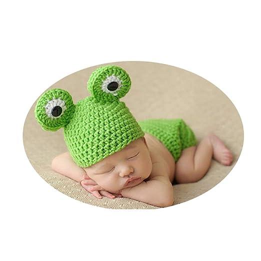 Foto de Traje recién Nacido Bebé recién Nacido Photo Props Crochet ...