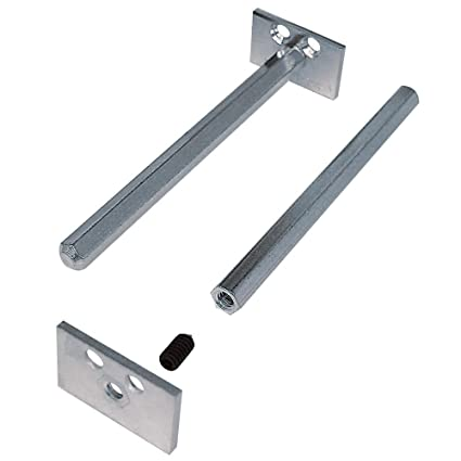 amazon com blind shelf supports home improvement rh amazon com Floating Wall Shelf Brackets hidden brackets for floating shelf