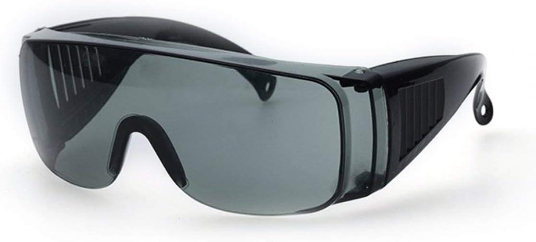 Kongqiabona-UK Gafas de protección Laboral Industrial Gafas de protección Anti láser infrarrojo Lentes de PC Anti-UV Anti-Impacto Anti-Niebla Eye Wear