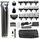 Wahl Deluxe Chrome Pro, Complete Hair and Beard...
