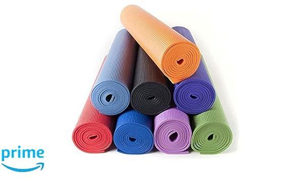 Yogi yogini & tapis de yoga-rose-