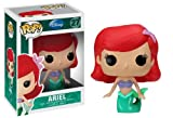 'Funko POP Disney Series 3: Ariel Little Mermaid Vinyl Figure' from the web at 'https://images-na.ssl-images-amazon.com/images/I/51az7cuxoZL._SL160_.jpg'