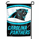 NFL Carolina Panthers Garden Flag