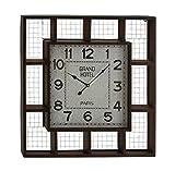 Deco 79 53313 Metal Wall Clock, 28″ x 28″ Review