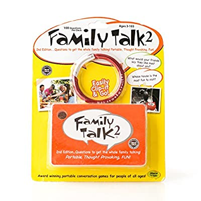 Around the Table Games Family Talk 2
