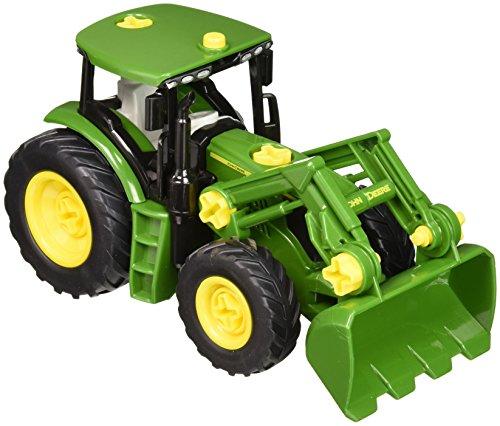 Kettler John Deere Tractor Set, Green and Yellow