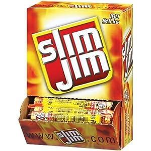 Slim Jim Snack Sticks