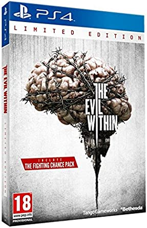 The Evil Within - Edición Limitada [Importación UK]: Amazon.es ...