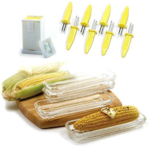 corn butter dish - 6