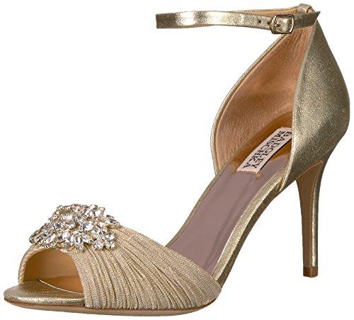 Mischka Badgley Sabrina II Damen Platino Sandalette U8w7Z8q