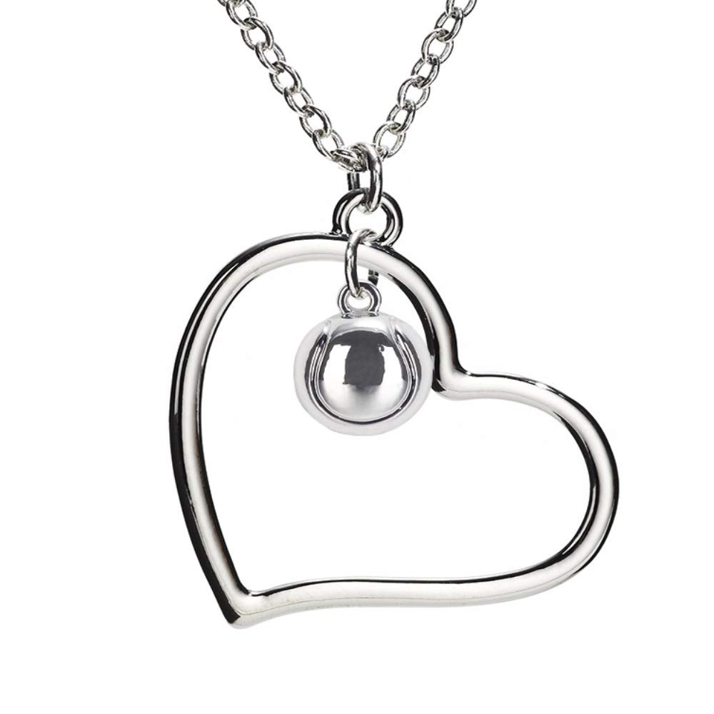 GIMMEDAT Heart On Your Sleeve Sport Necklaces