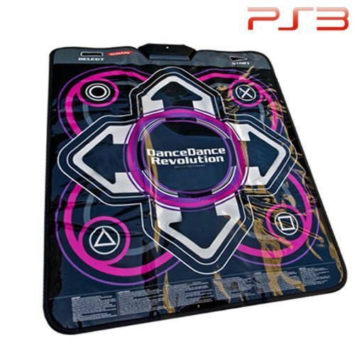 Playstation 3 Original Konami Dance Pad (Ps3 Dance Games)