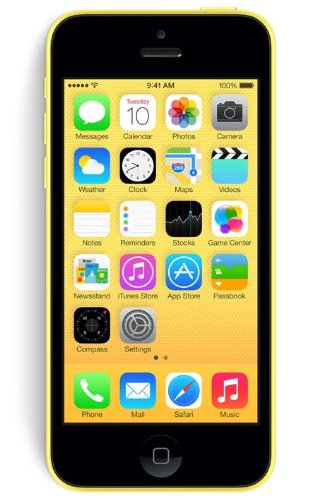 98 opinioni per Apple iPhone 5C 32GB Giallo [Italia]