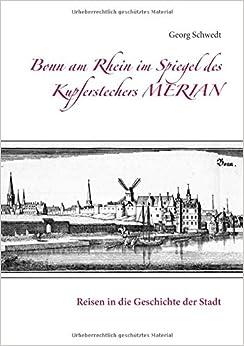 Book Bonn am Rhein im Spiegel des Kupferstechers Merian