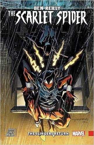 Marvel - 2017 - Regular Cover Ben Reilly The Scarlet Spider #3