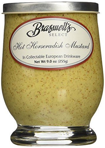 Braswell's Select Hot Horseradish Mustard