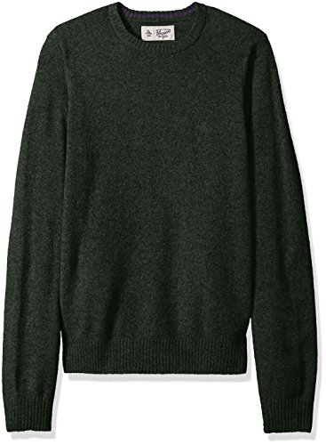 Neck Lambswool Sweater - 4