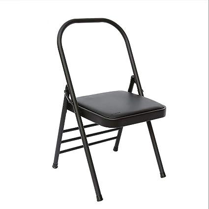Amazon.com: Pilates Yoga Chair, Yoga Accessories, Folding ...