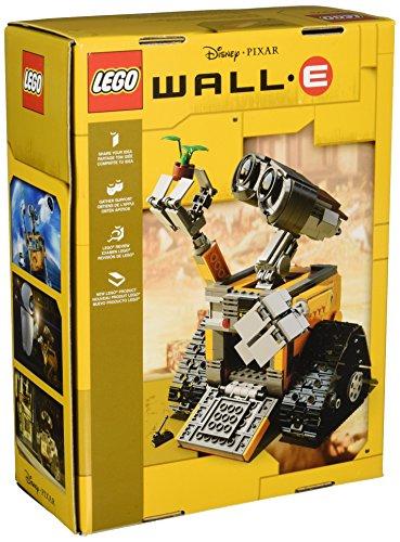 LEGO Ideas WALL E 21303 Building Kit by LEGO (Image #4)