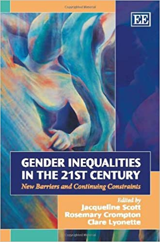 Book Gender Inequalities in the 21st Century: New Barriers and Continuing Constraints