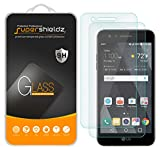 lg 2 phone accessories - [2-Pack] Supershieldz for LG Phoenix 3 (AT&T) Tempered Glass Screen Protector, Anti-Scratch, Anti-Fingerprint, Bubble Free, Lifetime Replacement Warranty