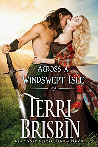 Across A Windswept Isle by [Brisbin, Terri]