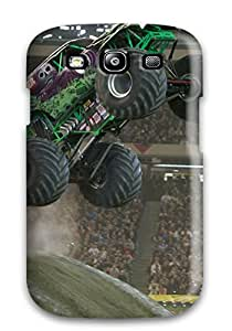 Premium [ATcIAnP2412NIvWp]monster Truck Case For Galaxy S3- Eco-friendly Packaging