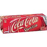 Coca-Cola Vanilla, 12 fl oz, 12 Pack