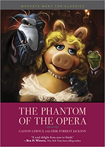 Image result for muppets meet the classics phantom of the opera