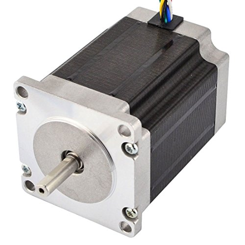 Nema 23 Unipolar Stepper Motor 1A 191oz.in/1.35Nm 6-Leads Step Motor CNC Router