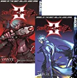 Devil May Cry 3 Graphic Novel Set Vol.1 and 2