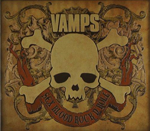 VAMPS / SEX BLOOD ROCK N' ROLL[BRD付初回限定盤A]の商品画像