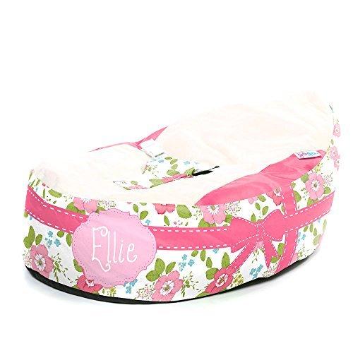 Rucomfy Luxury Cuddle Soft Chic Gaga Baby Bean Bag by RUC...