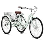 Best Adult Tricycles - Adult Schwinn Tricycle Three (3) Wheeled Trike Men's Review