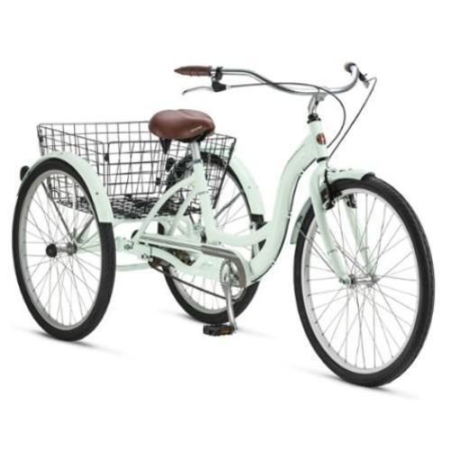 Adult Schwinn Tricycle Three (3) Wheeled Trike