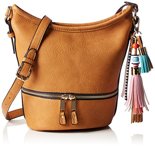 Aldo Womens Tacoma Shoulder Bag Cognac/28