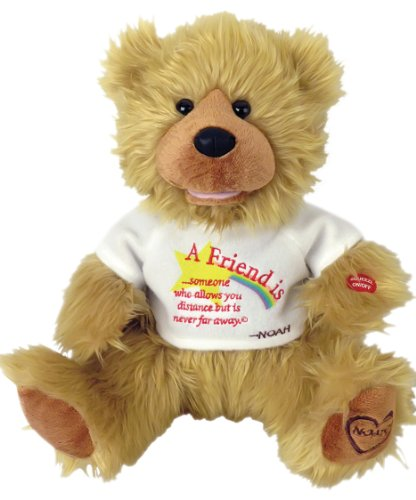 Chantilly Lane Animated - Noah Bear Collection: Friend Bear from Chantilly Lane