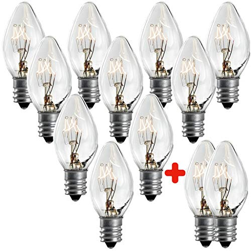 Led Light Bulbs For Christmas Candles in US - 4