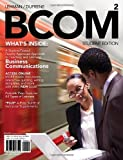 BCOM 2 (with Review Cards and Printed Access Card) (Business Communication) by Carol M. Lehman (2010-01-27)