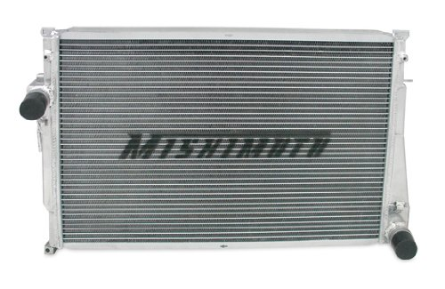 Silver 1997-2002 Mishimoto MMRAD-CON-99X BMW Z3 X-Line Performance Aluminum Radiator