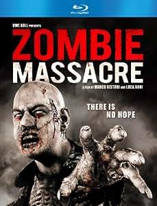 Zombie Massacre [Blu-ray] [Import]