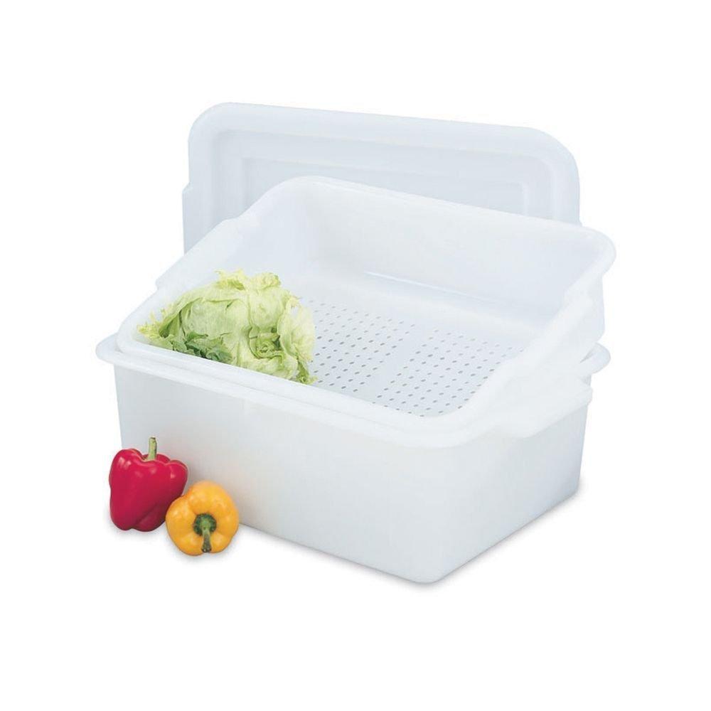 Vollrath Natural Sanitary Drain Box Kit
