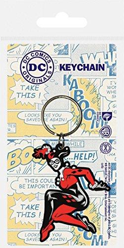 4 Quinn 6 Cm Dc Harley X Originals clés Porte zqUU0
