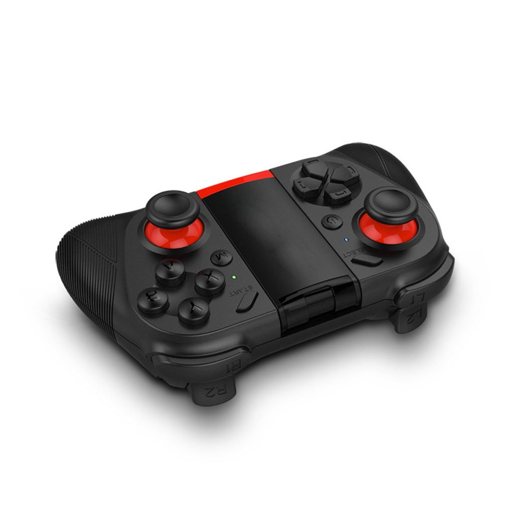 Bluetooth Mando Joypad Joystick Gamepad para iOS / Android / PC: Amazon.es: Videojuegos
