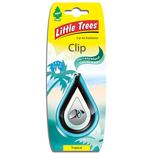 Wunder-Baum 9713 Lufterfrischer Clip, Tropical