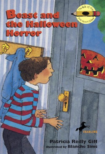 The Beast And The Halloween Horror (Turtleback School & Library Binding Edition) (Kids of the Polk Street School (Prebound)) -