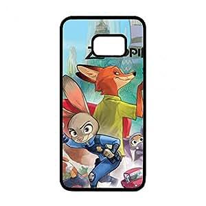 Zootopia Walt Disney funda for Samsung Galaxy S6 Edge Plus,Protection Durable Samsung Galaxy S6 Edge Plus funda