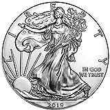 2019 American Silver Eagle $1 Brilliant Uncirculated